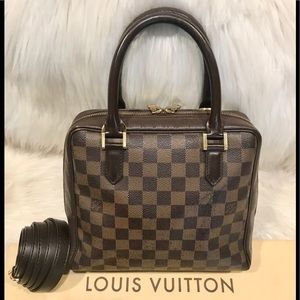 Authentic Louis Vuitton Damier Ebene Brera #3.9a